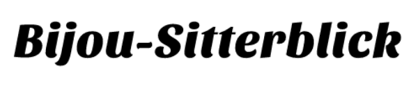 Swissyurt & Bijou-Sitterblick